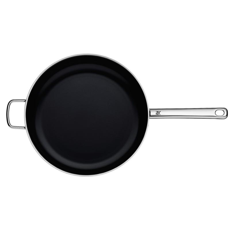 wmf pfanne devil 32 cm bratpfanne cromargan mit keramikbeschichtung 0741526021 ebay. Black Bedroom Furniture Sets. Home Design Ideas